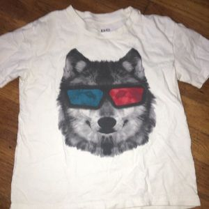 Other - Boys graphic tee size 5 Aeropostale